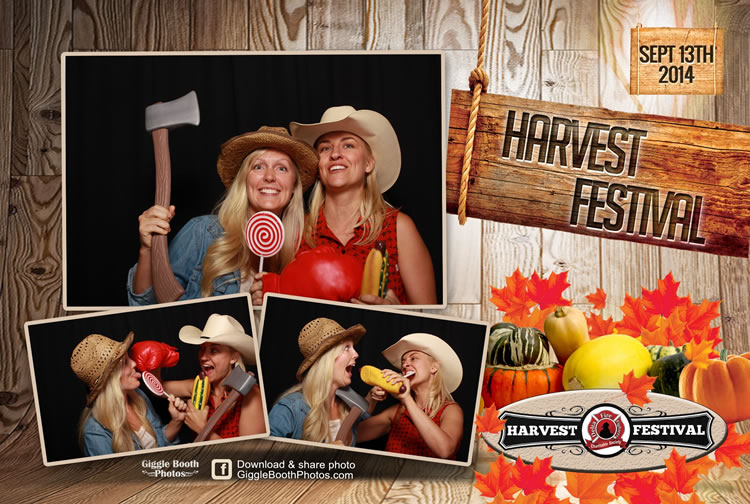 Delta Firefighters Charitable Society Harvest Festival 2014