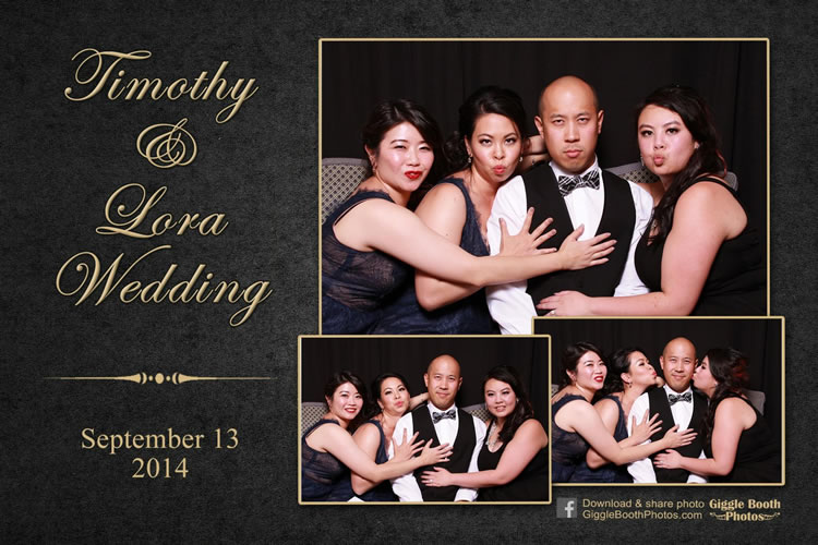 Wedding Timothy and Lora 2014
