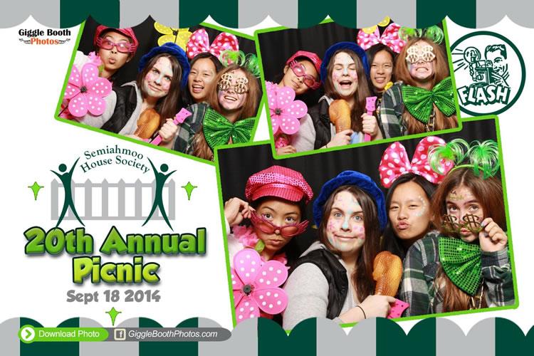 Semiahmoo House Society Annual Picnic 2014