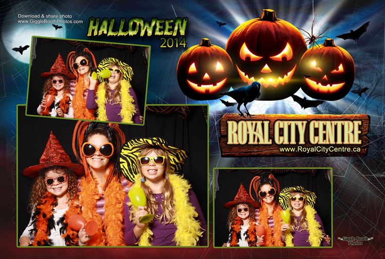 Royal City Square Halloween 2014