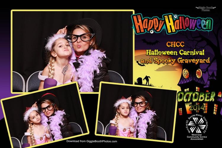 Coal Harbour Community Centre Halloween 2014