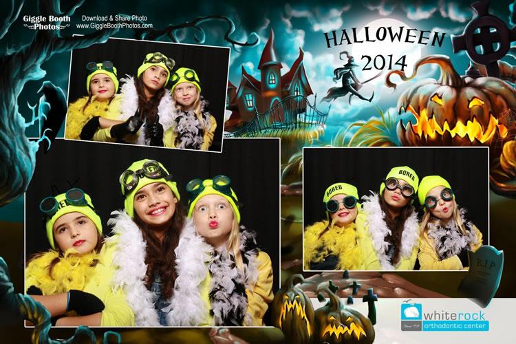 Whiterock Orthodontics Halloween 2914