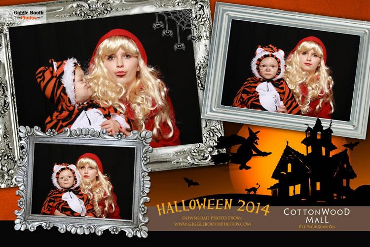 Cottonwood Mall Halloween 2014