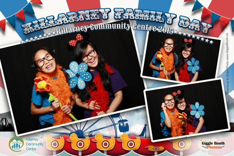 Killarney Community Centre Family Day 2015
