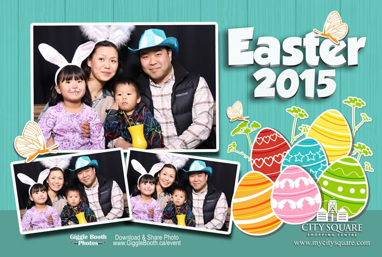 City Square Shopping Centre Easter 2015