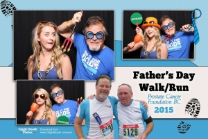 Prostate Cancer Foundation Pain in the Ass Fundraiser 2015