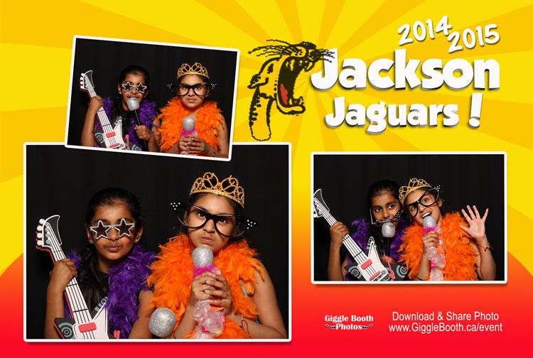 Jackson PAC Jackson Jaguars 2015