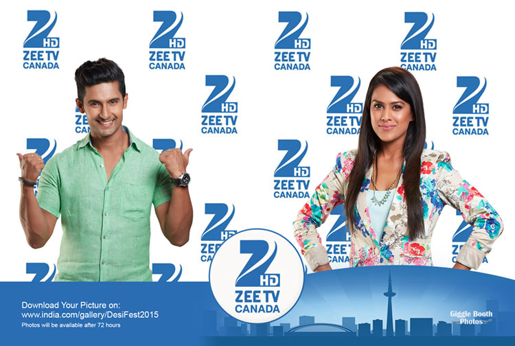 Zee TV DesiFest Toronto 2015