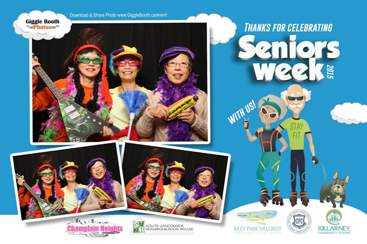 Killarney Community Centre Seniors Week 2015
