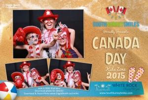 South Surrey Smiles Canada Day 2015