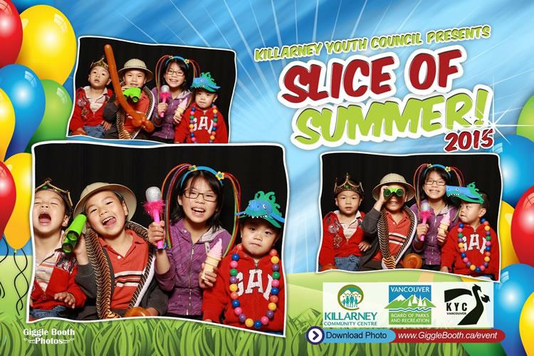 Killarney Community Centre Slice of Summer 2015