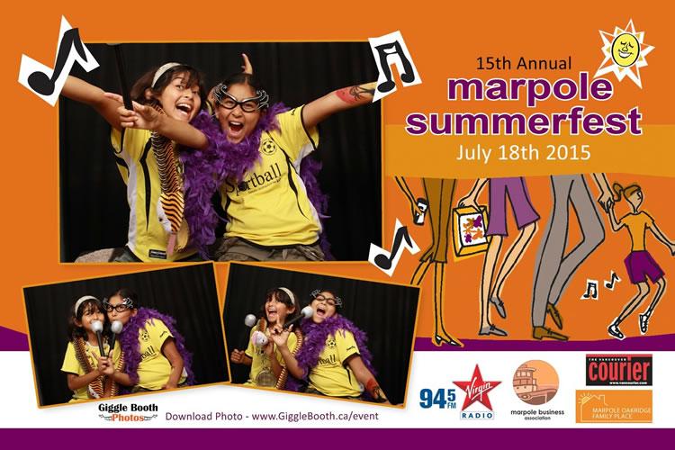 Marpole BIA Summerfest 2015