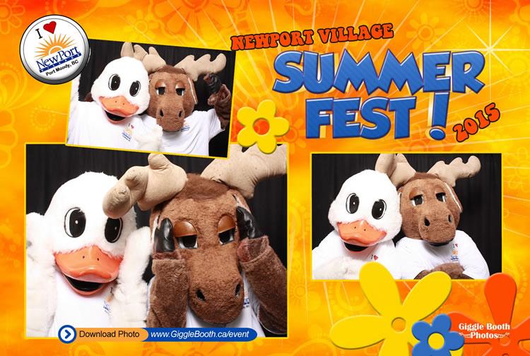 Bosa - NewPort Village SummerFest 2015