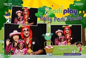 Surrey Parks Holly Park 2015
