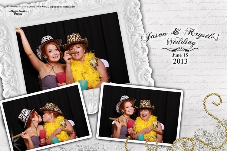 Wedding Jason and Krystal 2013