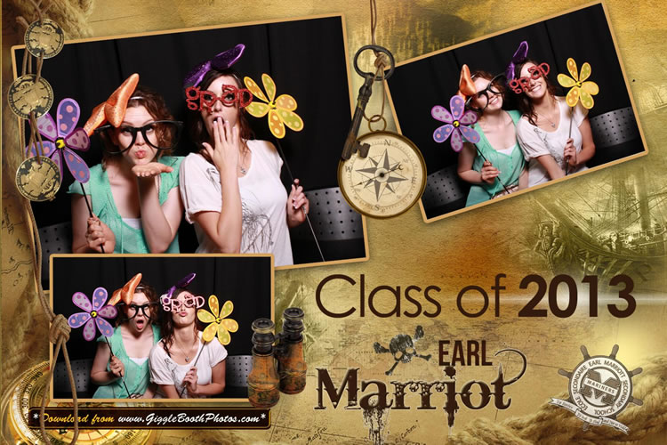 Earl Marriot Dry Grad 2013