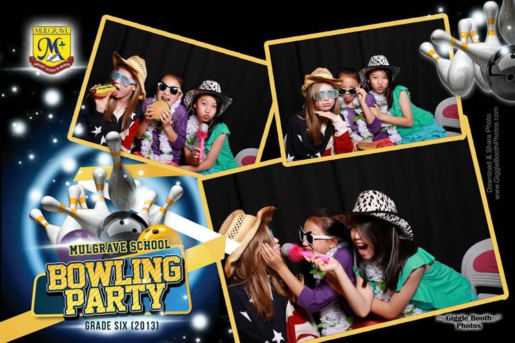 Mulgrave School Grade 6 Bowling Party 2013