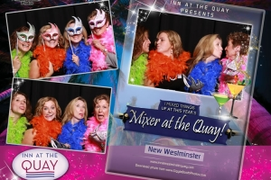 Inn at the Quay - Mixer event 6x8 photos