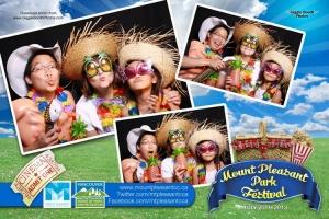 Mt Pleasant Community Centre Park Festival 2013