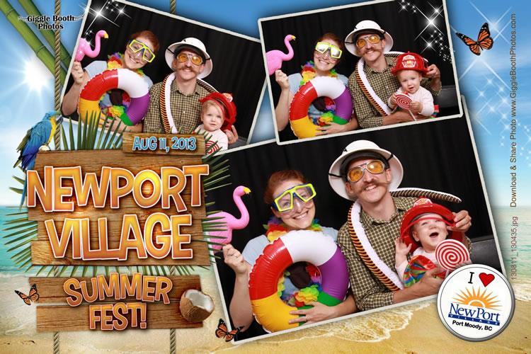 Newport Village Festival 2013