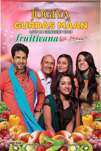 Fruiticana - Gurdas Maan Live Concert 2013
