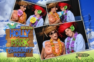 City of Surrey Holly Park Community Picnic 2013