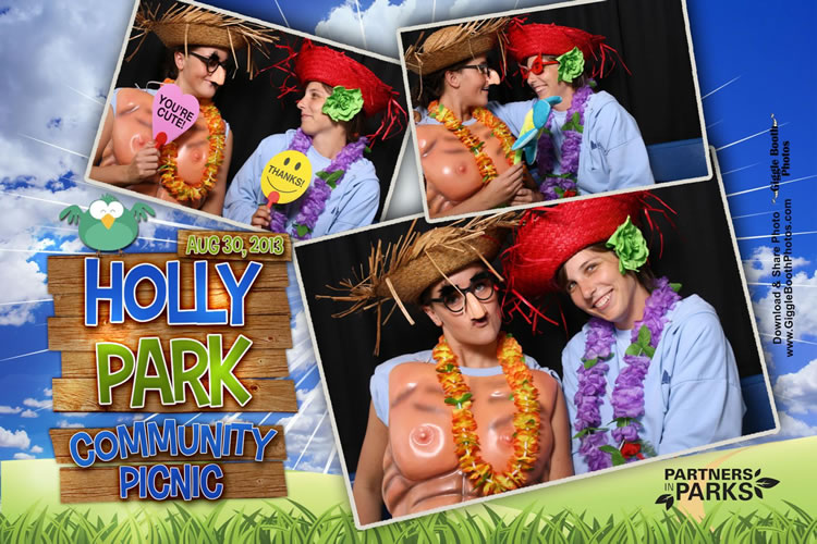 City of Surrey Holly Park Community Picnic 2013