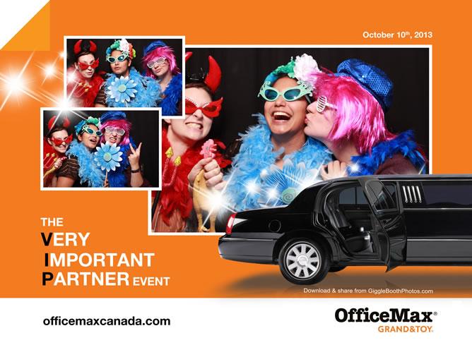 OfficeMax Customer Appreciation 2013