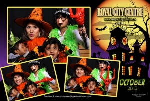 Royal City Centre Halloween 2013