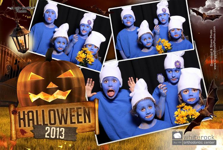 Whiterock Orthodontic Halloween 2013
