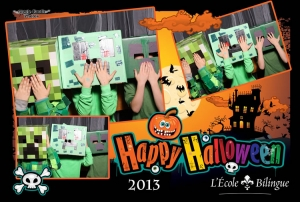 LEcole Bilingue Halloween 2013