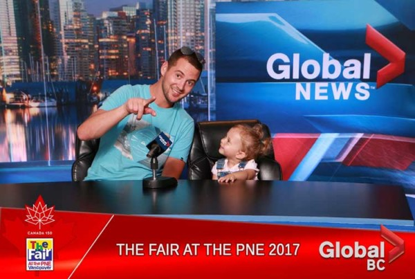 Global BC The Fair at The PNE 2017