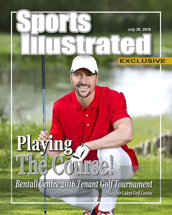 Bentall Tenant's Golf Tournament