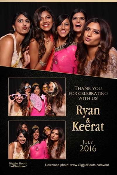 Ryan and Keerat Wedding 2016