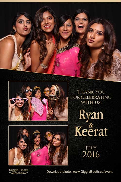 Ryan and Keerat Wedding 2016