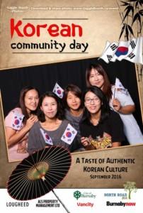 Burnaby North BIA Korean Day