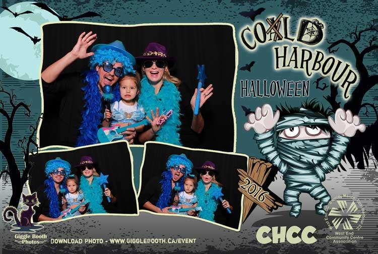 Coal Harbour Halloween 2016