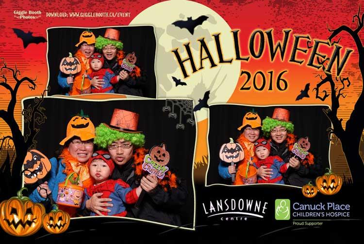 Lansdown Mall Halloween 2016