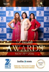 ZeeTV Drishti Awards 2016