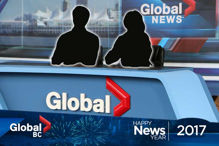 Global BC – New Year's Eve at Canada Place - 2016