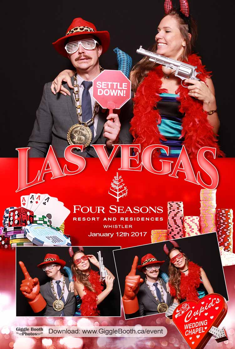 Four Seasons Whistler 2017 Staff Party