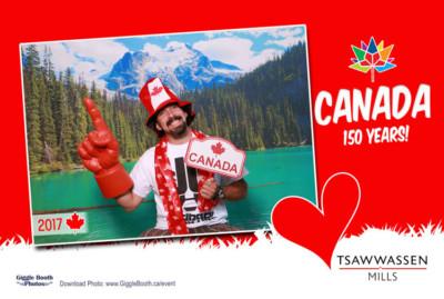Tsawwassen Mills Canada 150 Celebrations 2017