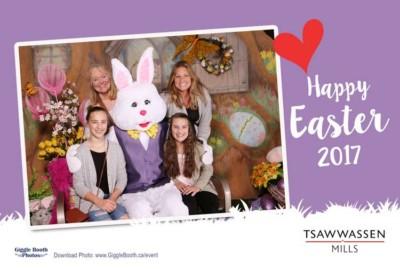Tsawwassen Mills Easter 2017
