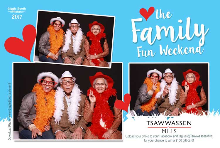 Tsawwassen Mills Family Day 2017