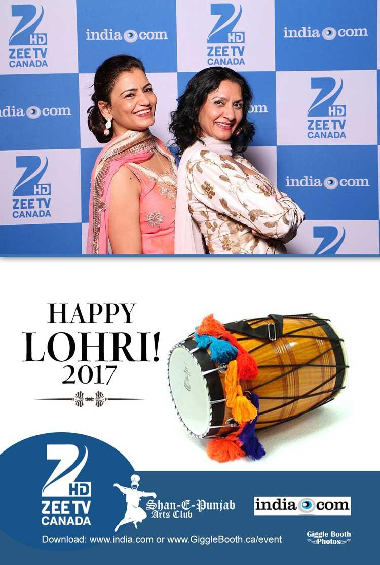 Zee TV Canada Happy Lohri 2017