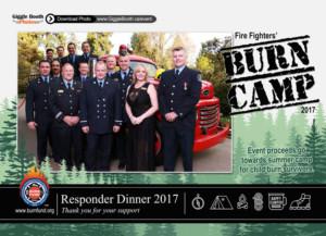 Burn Fund Dinner 2017