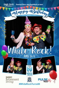 White Rock 60th Birthday 2017
