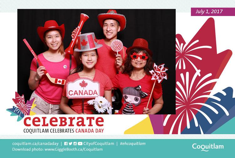 Coquitlam Canada Day 2017
