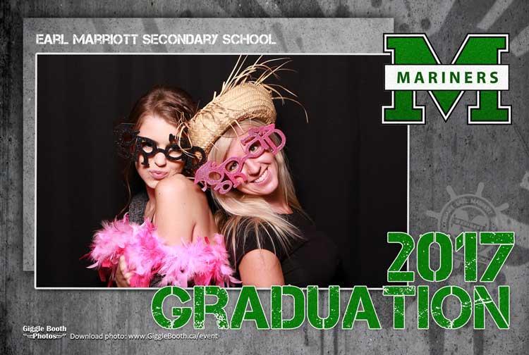 Earl Marriott Grad 2017