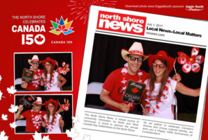 North Shore News Canada Day 2017